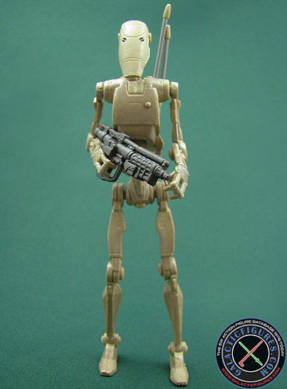 Battle Droid figure, TVC