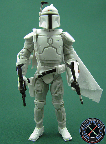 Boba Fett figure, TVCBasic