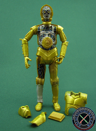 C-3PO The Empire Strikes Back