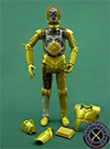 C-3PO, The Empire Strikes Back figure