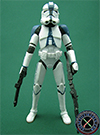 Clone Trooper, 501st Legion figure