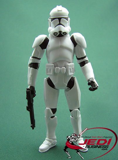 Clone Trooper figure, TVC