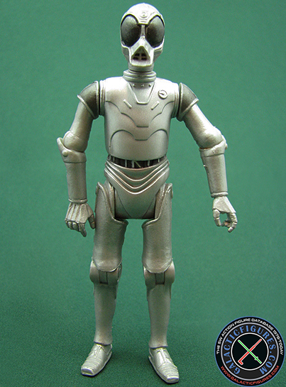 Death Star Droid figure, TVC3-pack