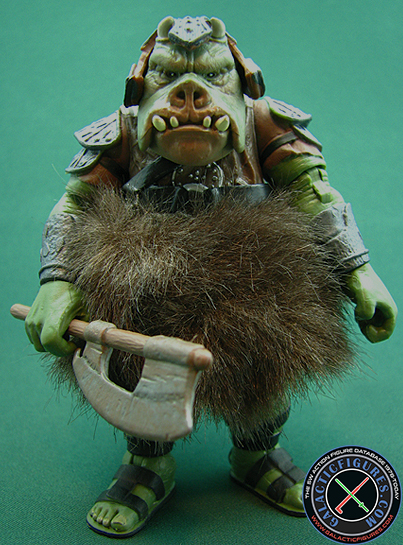 Gamorrean Guard figure, TVC