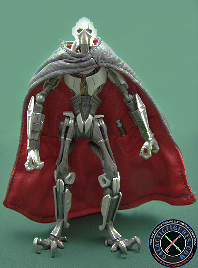 General Grievous figure, TVC