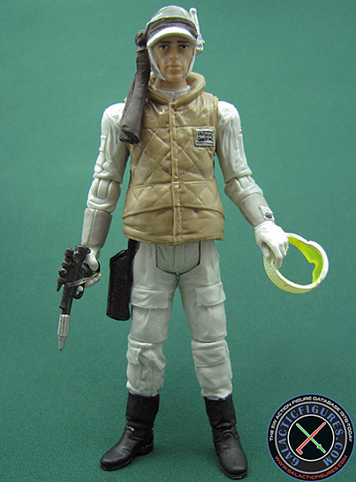 Hoth Rebel Trooper figure, TVCBasic