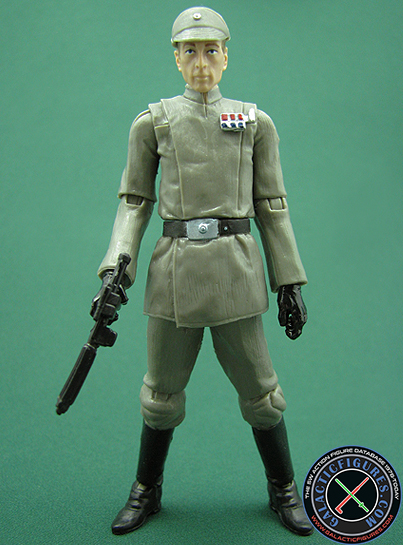 Imperial Commander figure, TVC3-pack