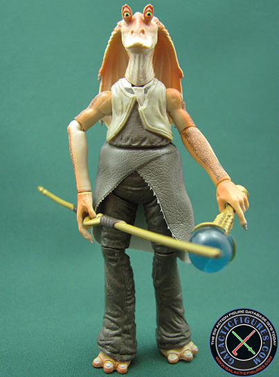 Jar Jar Binks figure, TVC