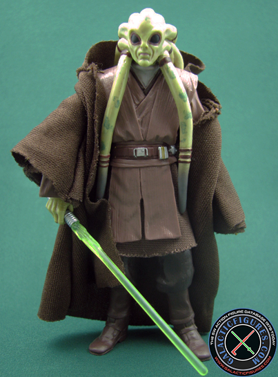 Kit Fisto figure, TVC