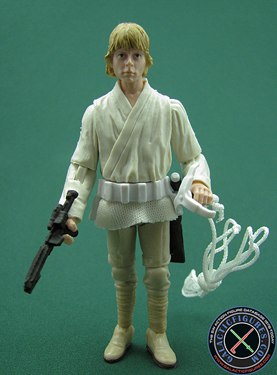 Luke Skywalker figure, TVC