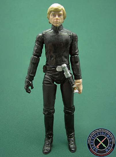 Luke Skywalker figure, TVCBasic