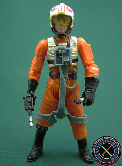 Luke Skywalker figure, TVC3-pack