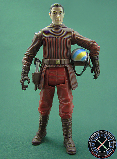 Naboo Royal Guard figure, TVC