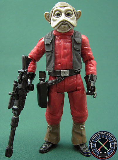 Nien Nunb Return Of The Jedi