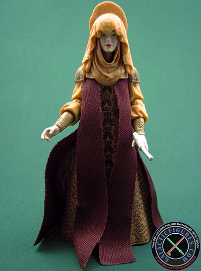 Padmé Amidala Peasant Disguise The Vintage Collection