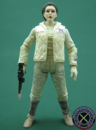 Princess Leia Organa figure, TVC3-pack