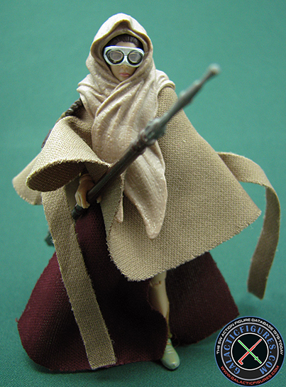 Princess Leia Organa Sandstorm Outfit The Vintage Collection