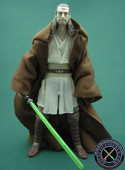 Qui-Gon Jinn The Phantom Menace The Vintage Collection