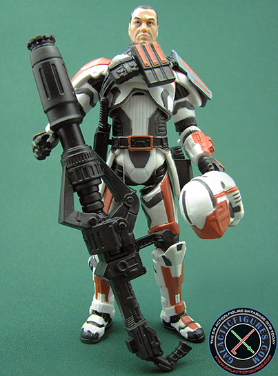 Republic Trooper figure, TVC