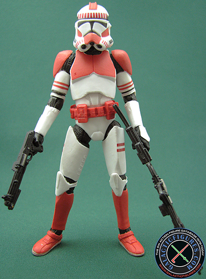 Shock Trooper figure, TVC