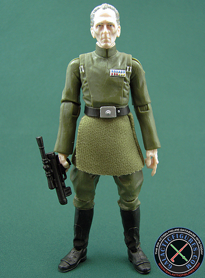 Grand Moff Tarkin figure, TVCBasic