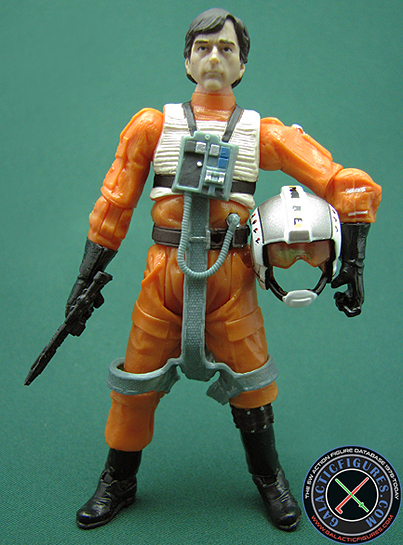 Wedge Antilles figure, TVC