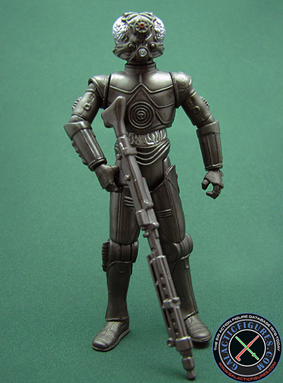 Zuckuss (4-LOM) figure, TVCExclusive