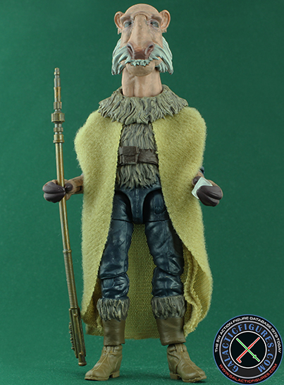 Yak Face figure, TVCExclusive