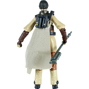Princess Leia Organa In Boushh Disguise