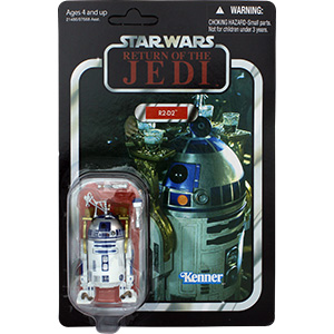 R2-D2 Return Of The Jedi