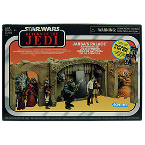 Ree-Yees Jabba's Palace Adventure Set