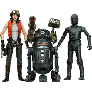Doctor Aphra Doctor Aphra Comic Set 3-Pack