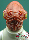 Admiral Ackbar Return Of The Jedi Vintage Return Of The Jedi