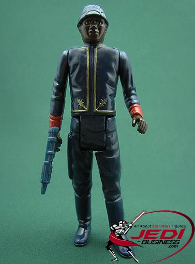 Bespin Security Guard The Empire Strikes Back