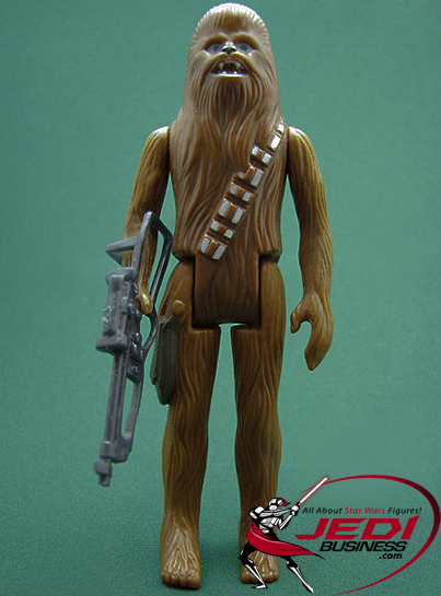 Chewbacca figure, Vintage