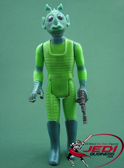 Greedo figure, Vintage