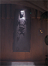 Han Solo In Carbonite Chamber Vintage Power Of The Force