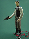 Han Solo In Trench Coat Vintage Return Of The Jedi