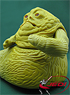 Jabba The Hutt, With Jabba The Hutt Playset figure