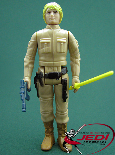 Luke Skywalker figure, VintageEsb