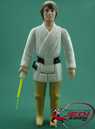Luke Skywalker figure, vintagestarwars