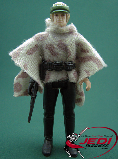 Luke Skywalker figure, VintagePotf