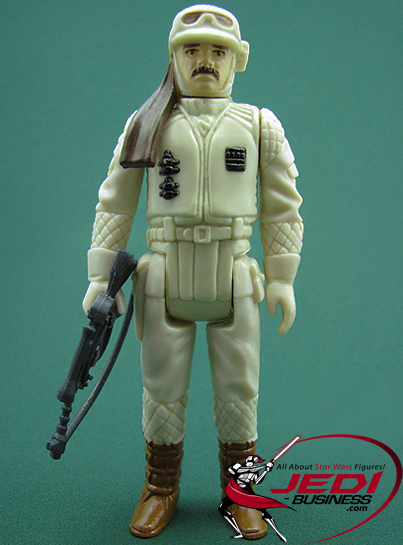 Rebel Commander figure, VintageEsb