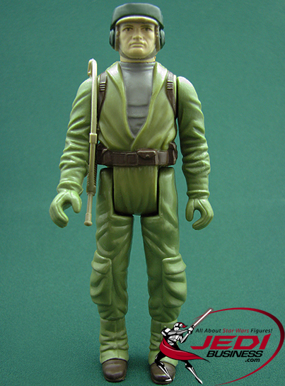 Endor Rebel Soldier figure, VintageRotj