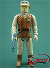 Hoth Rebel Trooper, Rebel Soldier (Hoth Battle Gear) figure