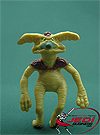 Salacious Crumb, With Jabba The Hutt Playset figure