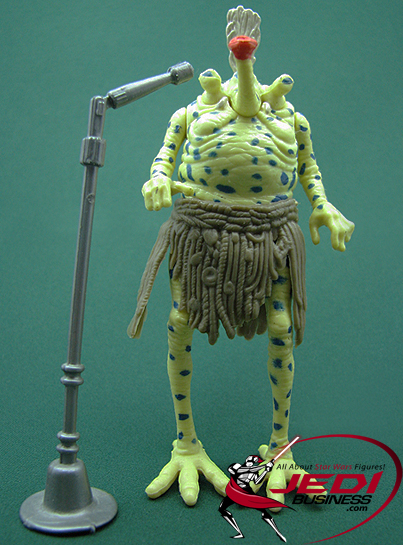 Sy Snootles Max Rebo Band 3-pack Vintage Return Of The Jedi