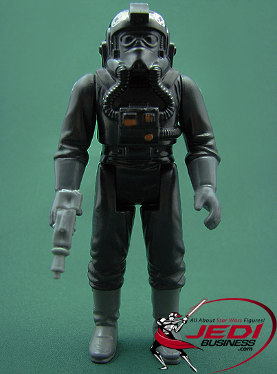 Tie Fighter Pilot figure, VintageEsb