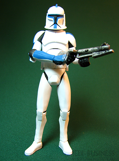Clone Trooper 501st Legion
