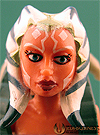 Ahsoka Tano with Rotta The Hutt The Clone Wars Collection